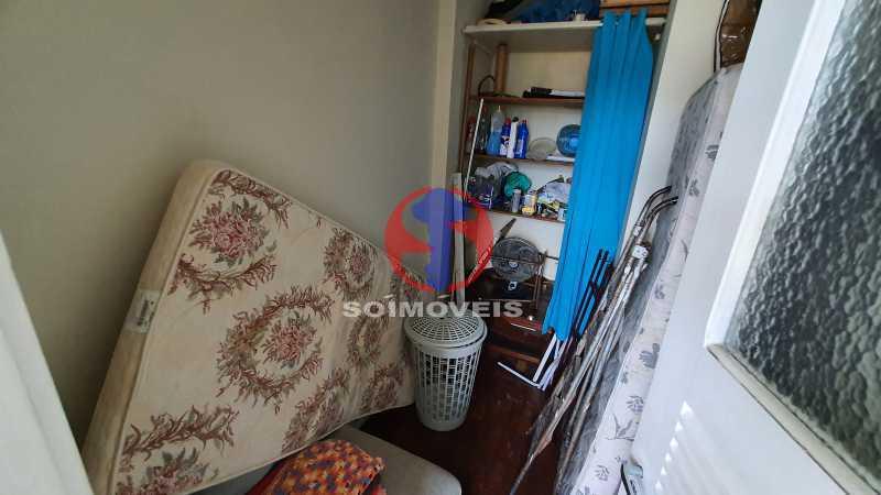 DEPENDENCIA - Apartamento 2 quartos à venda Cidade Nova, Rio de Janeiro - R$ 375.000 - TJAP20810 - 14