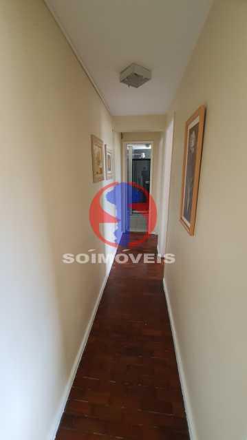 CORREDOR - Apartamento 2 quartos à venda Cidade Nova, Rio de Janeiro - R$ 375.000 - TJAP20810 - 16