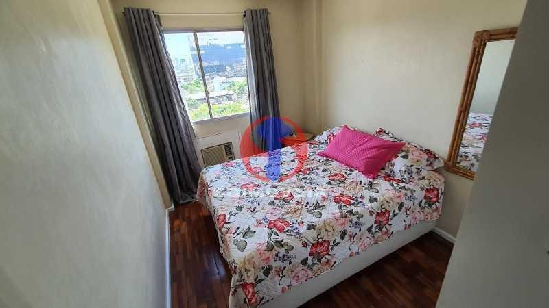 QUARTO 1 - Apartamento 2 quartos à venda Cidade Nova, Rio de Janeiro - R$ 375.000 - TJAP20810 - 18