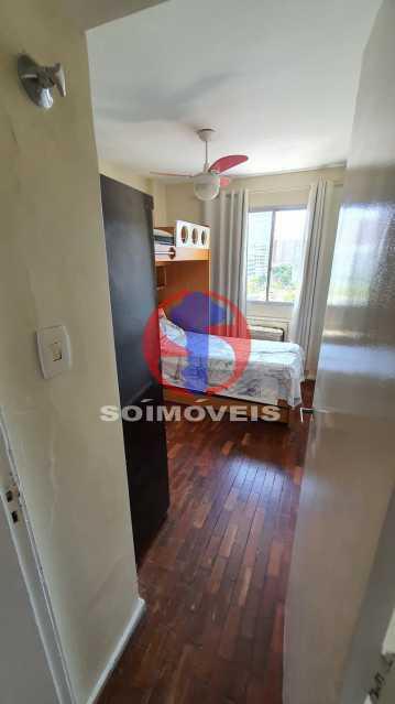 QUARTO 2 - Apartamento 2 quartos à venda Cidade Nova, Rio de Janeiro - R$ 375.000 - TJAP20810 - 21