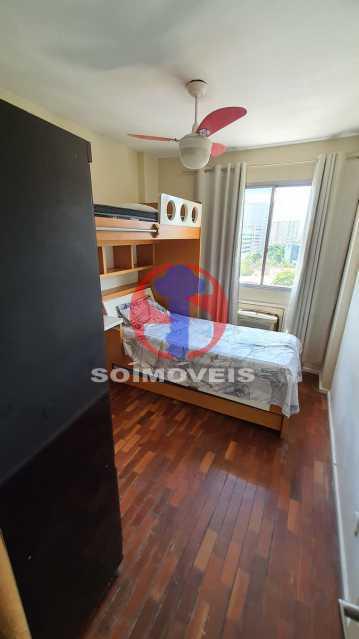 QUARTO 2 - Apartamento 2 quartos à venda Cidade Nova, Rio de Janeiro - R$ 375.000 - TJAP20810 - 22