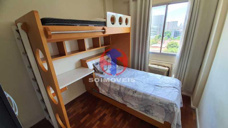 QUARTO 2 - Apartamento 2 quartos à venda Cidade Nova, Rio de Janeiro - R$ 375.000 - TJAP20810 - 23