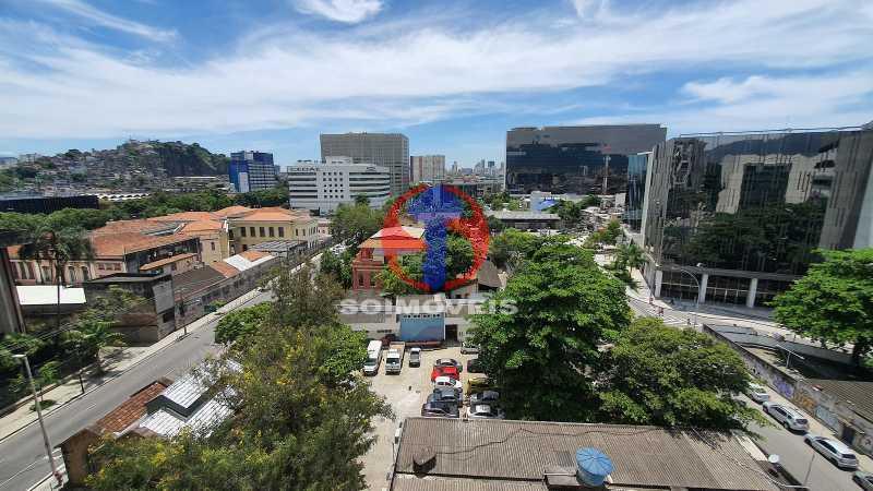 VISTA - Apartamento 2 quartos à venda Cidade Nova, Rio de Janeiro - R$ 375.000 - TJAP20810 - 25