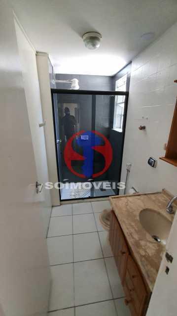 BANHEIRO SOCIAL - Apartamento 2 quartos à venda Cidade Nova, Rio de Janeiro - R$ 375.000 - TJAP20810 - 26