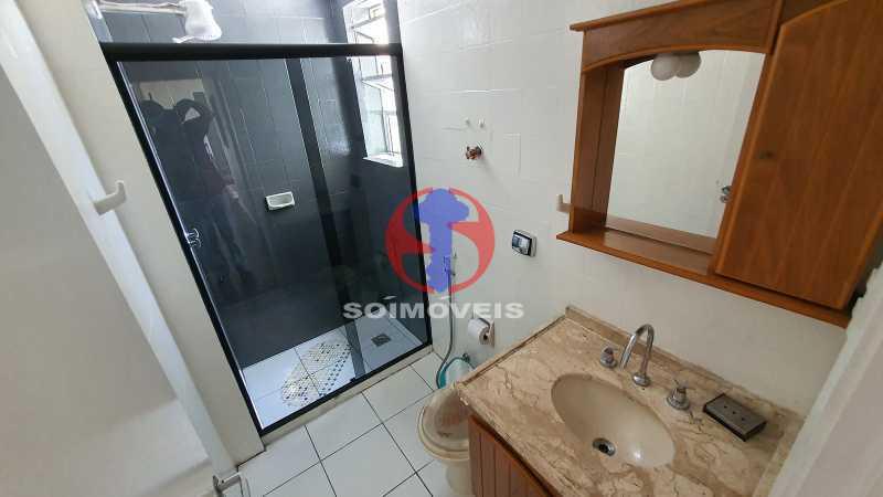 BANHEIRO SOCIAL - Apartamento 2 quartos à venda Cidade Nova, Rio de Janeiro - R$ 375.000 - TJAP20810 - 27