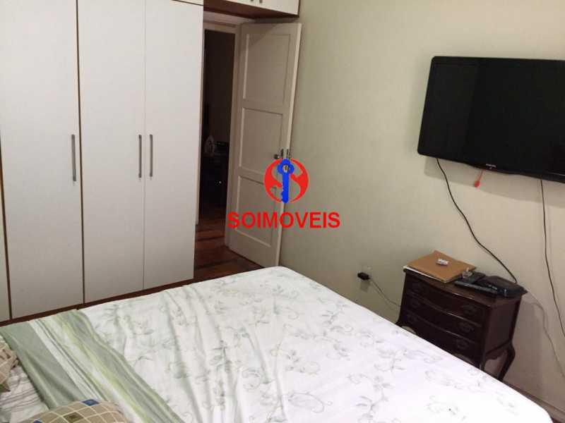 QT - Apartamento 2 quartos à venda Grajaú, Rio de Janeiro - R$ 450.000 - TJAP20805 - 10