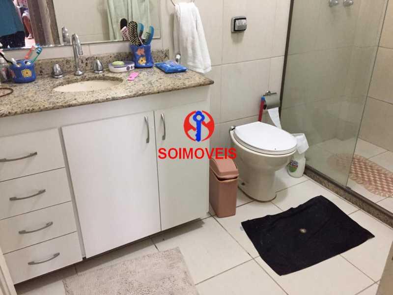 BH - Apartamento 2 quartos à venda Grajaú, Rio de Janeiro - R$ 450.000 - TJAP20805 - 16