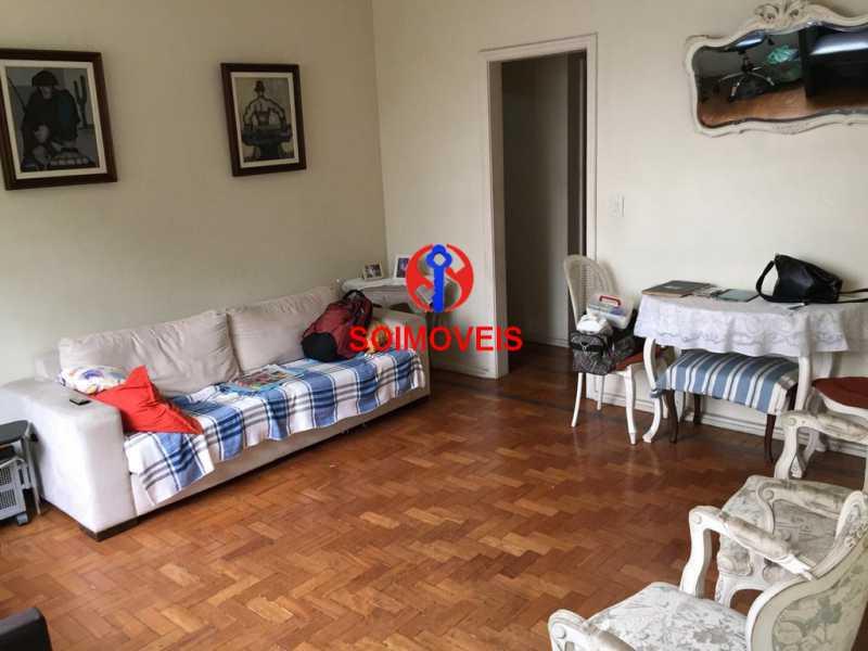 SL - Apartamento 2 quartos à venda Grajaú, Rio de Janeiro - R$ 450.000 - TJAP20805 - 5