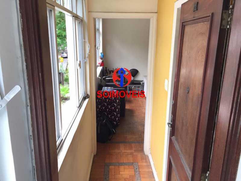 ENT - Apartamento 2 quartos à venda Grajaú, Rio de Janeiro - R$ 450.000 - TJAP20805 - 4