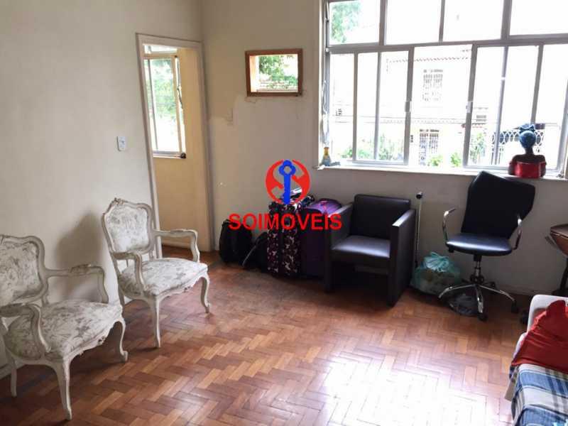 SL - Apartamento 2 quartos à venda Grajaú, Rio de Janeiro - R$ 450.000 - TJAP20805 - 6
