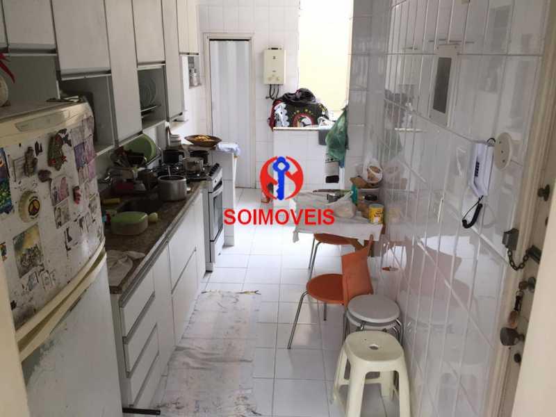 CZ - Apartamento 2 quartos à venda Grajaú, Rio de Janeiro - R$ 450.000 - TJAP20805 - 19