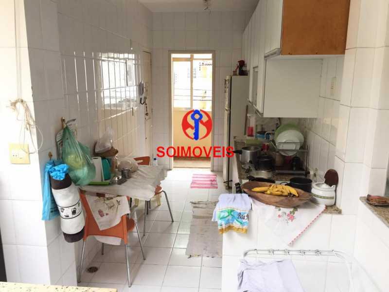 CZ - Apartamento 2 quartos à venda Grajaú, Rio de Janeiro - R$ 450.000 - TJAP20805 - 20