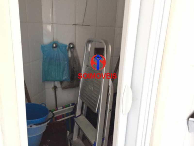 BH EMP - Apartamento 2 quartos à venda Grajaú, Rio de Janeiro - R$ 450.000 - TJAP20805 - 23