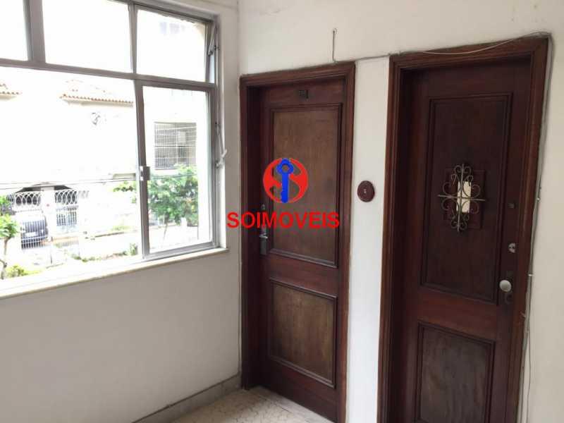 ENT - Apartamento 2 quartos à venda Grajaú, Rio de Janeiro - R$ 450.000 - TJAP20805 - 1