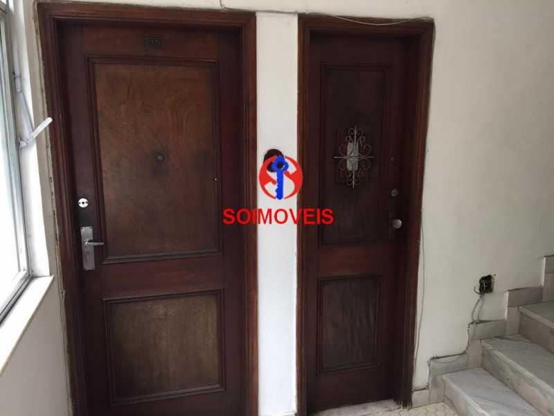 ENT - Apartamento 2 quartos à venda Grajaú, Rio de Janeiro - R$ 450.000 - TJAP20805 - 3