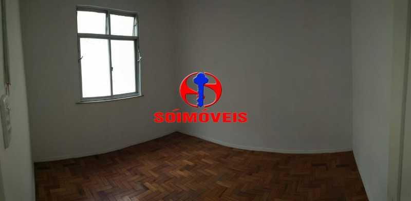 QUARTO - Apartamento 3 quartos à venda Praça da Bandeira, Rio de Janeiro - R$ 400.000 - TJAP30356 - 9