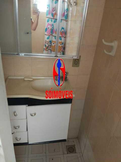 BANHEIRO - Apartamento 3 quartos à venda Praça da Bandeira, Rio de Janeiro - R$ 400.000 - TJAP30356 - 14