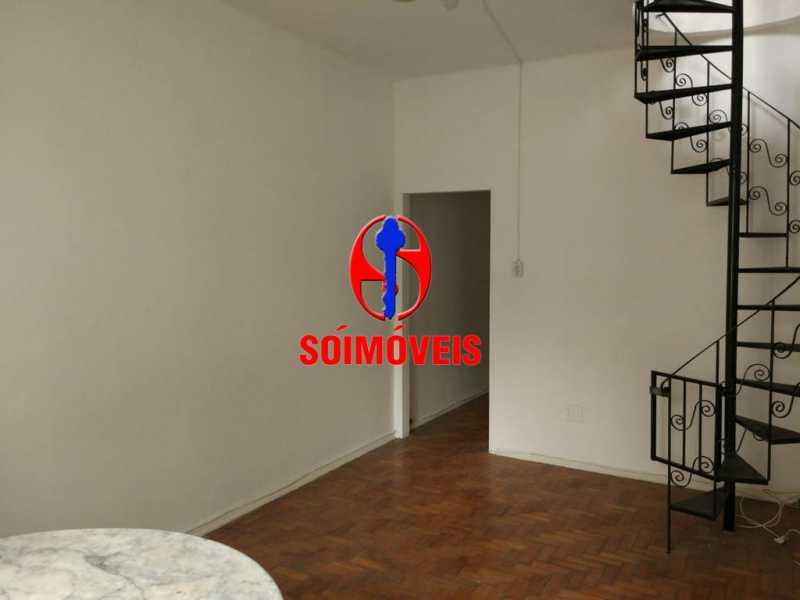 SALA - Apartamento 3 quartos à venda Praça da Bandeira, Rio de Janeiro - R$ 400.000 - TJAP30356 - 3