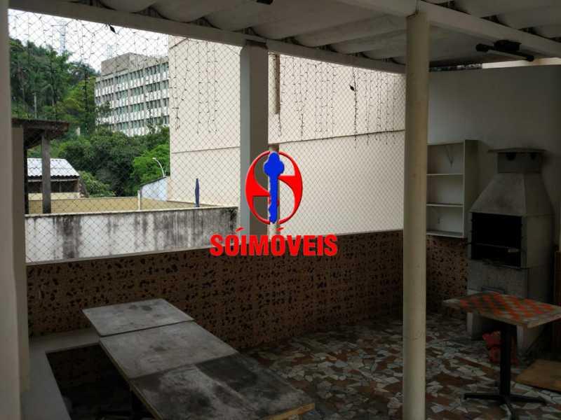 TEARRAÇO - Apartamento 3 quartos à venda Praça da Bandeira, Rio de Janeiro - R$ 400.000 - TJAP30356 - 22