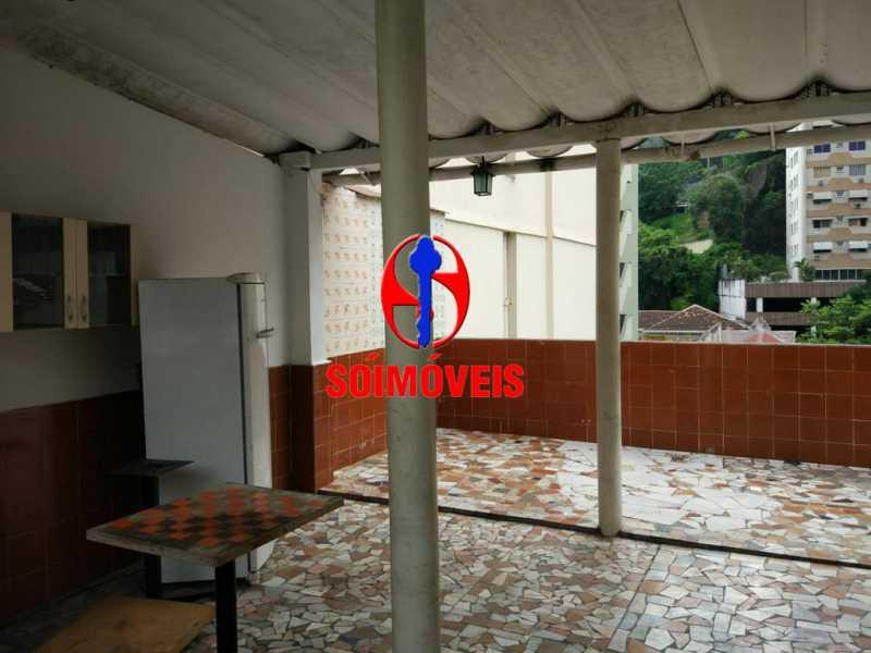 TEARRAÇO - Apartamento 3 quartos à venda Praça da Bandeira, Rio de Janeiro - R$ 400.000 - TJAP30356 - 24