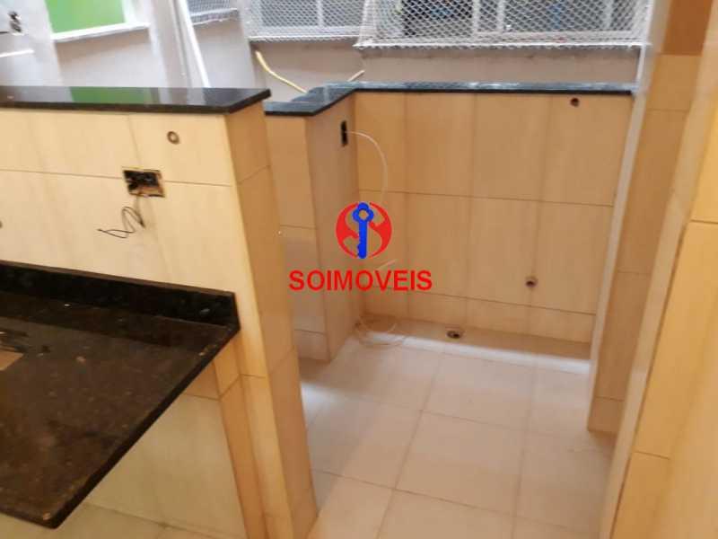 cz - Apartamento 3 quartos à venda Rocha, Rio de Janeiro - R$ 220.000 - TJAP30360 - 21