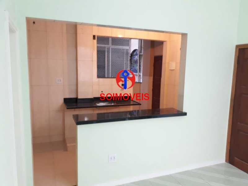 sl - Apartamento 3 quartos à venda Rocha, Rio de Janeiro - R$ 220.000 - TJAP30360 - 7