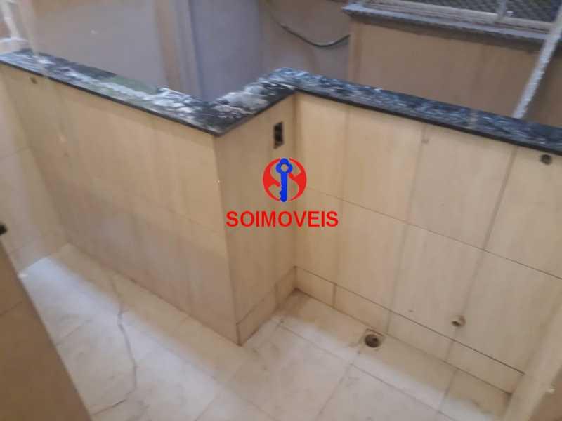ar - Apartamento 3 quartos à venda Rocha, Rio de Janeiro - R$ 220.000 - TJAP30360 - 23