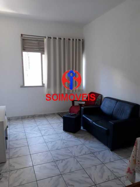 sl - Apartamento 1 quarto à venda Tijuca, Rio de Janeiro - R$ 320.000 - TJAP10206 - 3