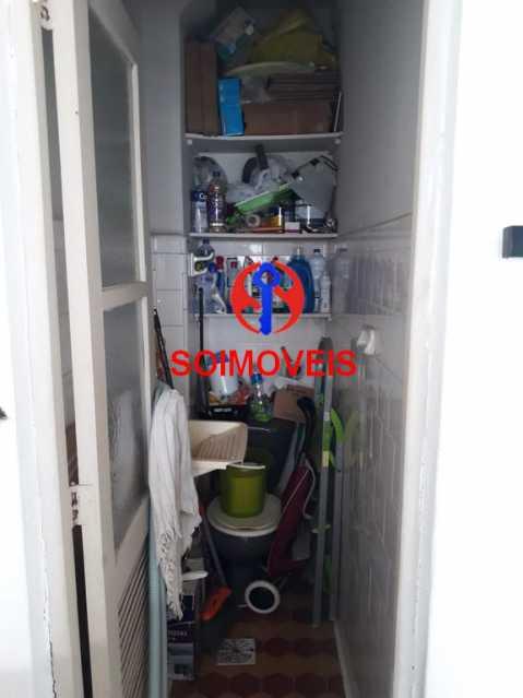 desp - Apartamento 1 quarto à venda Tijuca, Rio de Janeiro - R$ 320.000 - TJAP10206 - 12