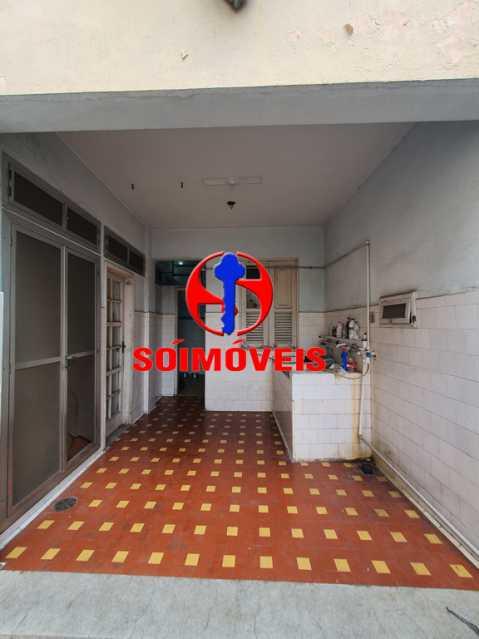 ÁREA DE SERVIÇO - Casa 7 quartos à venda Engenho Novo, Rio de Janeiro - R$ 500.000 - TJCA70002 - 23