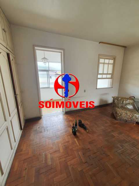 QUARTO COM VARANDA - Casa 7 quartos à venda Engenho Novo, Rio de Janeiro - R$ 500.000 - TJCA70002 - 13