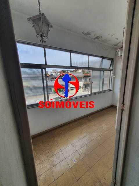 QUARTO COM VARANDA - Casa 7 quartos à venda Engenho Novo, Rio de Janeiro - R$ 500.000 - TJCA70002 - 15