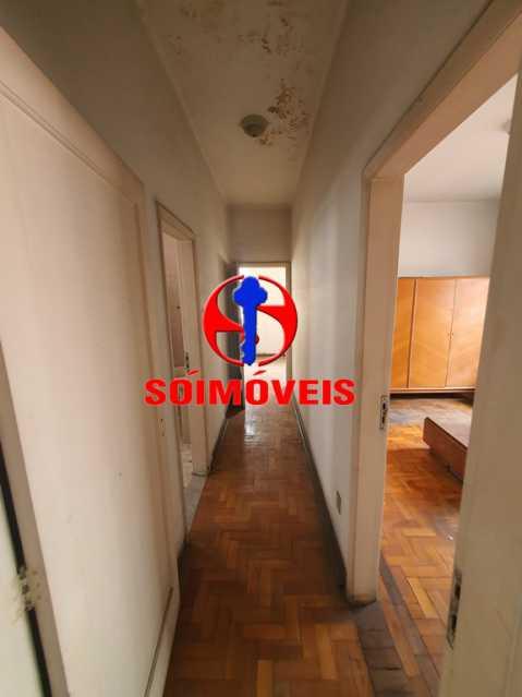 2 `PISO - Casa 7 quartos à venda Engenho Novo, Rio de Janeiro - R$ 500.000 - TJCA70002 - 12