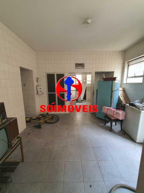 SALA DE JANTAR - Casa 7 quartos à venda Engenho Novo, Rio de Janeiro - R$ 500.000 - TJCA70002 - 4