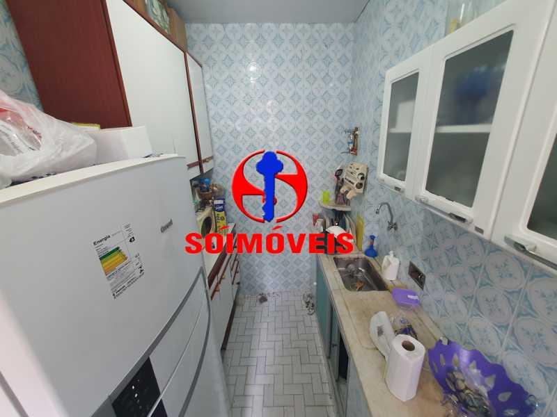 COZINHA - Casa 7 quartos à venda Engenho Novo, Rio de Janeiro - R$ 500.000 - TJCA70002 - 26
