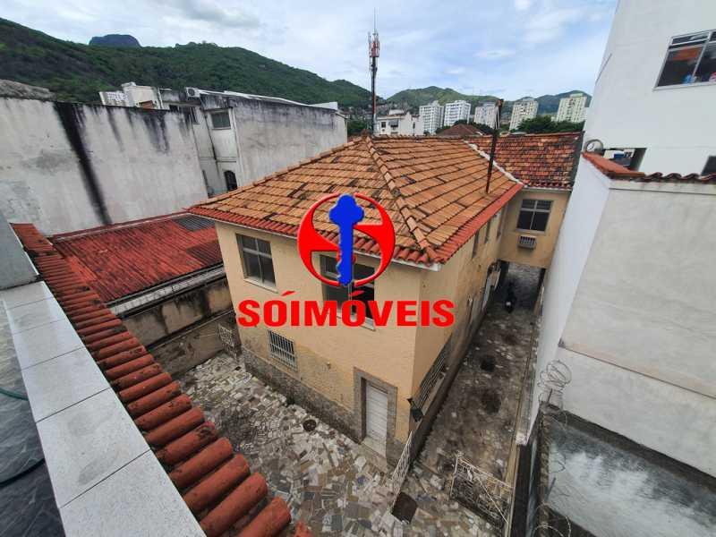 VISAO DO IMOVEL - Casa 7 quartos à venda Engenho Novo, Rio de Janeiro - R$ 500.000 - TJCA70002 - 31