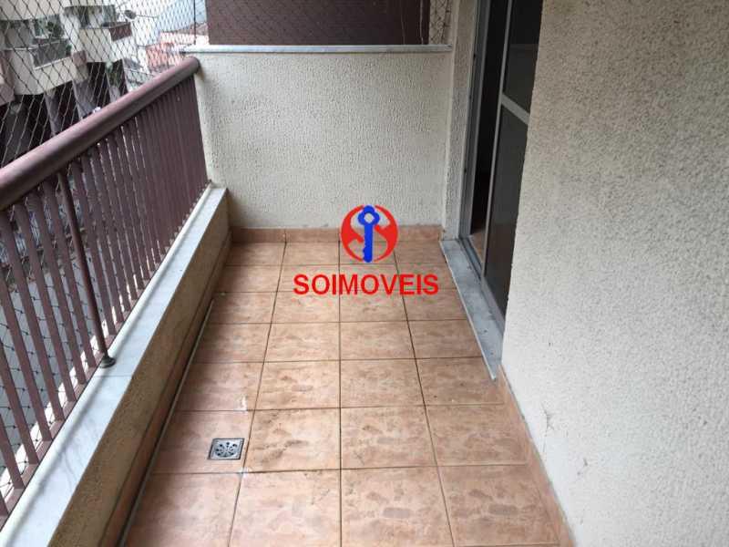 var - Apartamento 3 quartos à venda Lins de Vasconcelos, Rio de Janeiro - R$ 250.000 - TJAP30369 - 5