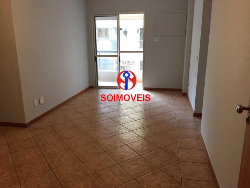 sl - Apartamento 3 quartos à venda Lins de Vasconcelos, Rio de Janeiro - R$ 250.000 - TJAP30369 - 1