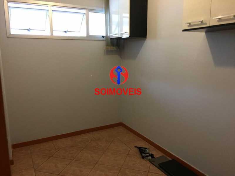 qt - Apartamento 3 quartos à venda Lins de Vasconcelos, Rio de Janeiro - R$ 250.000 - TJAP30369 - 11