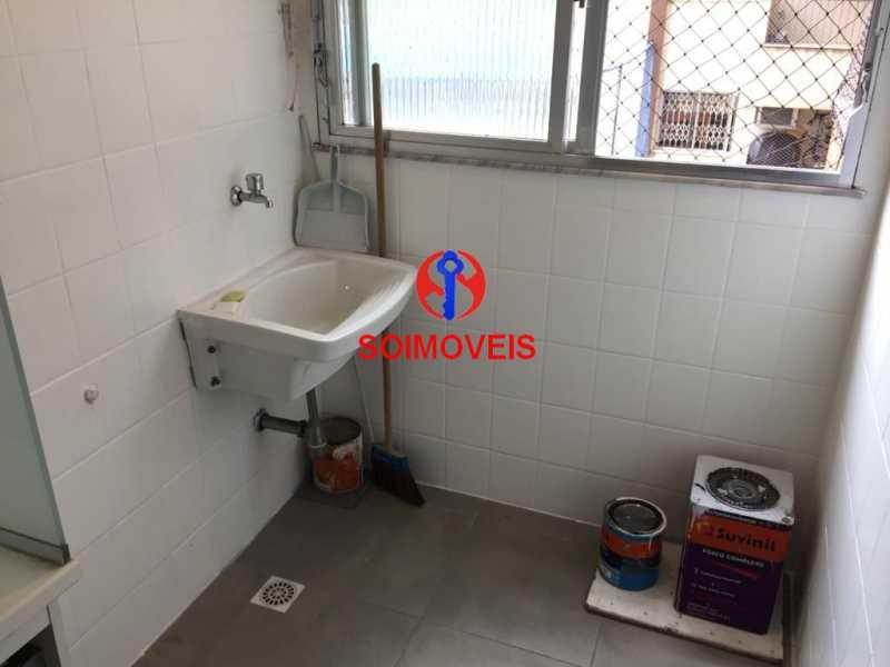 ar - Apartamento 3 quartos à venda Lins de Vasconcelos, Rio de Janeiro - R$ 250.000 - TJAP30369 - 19