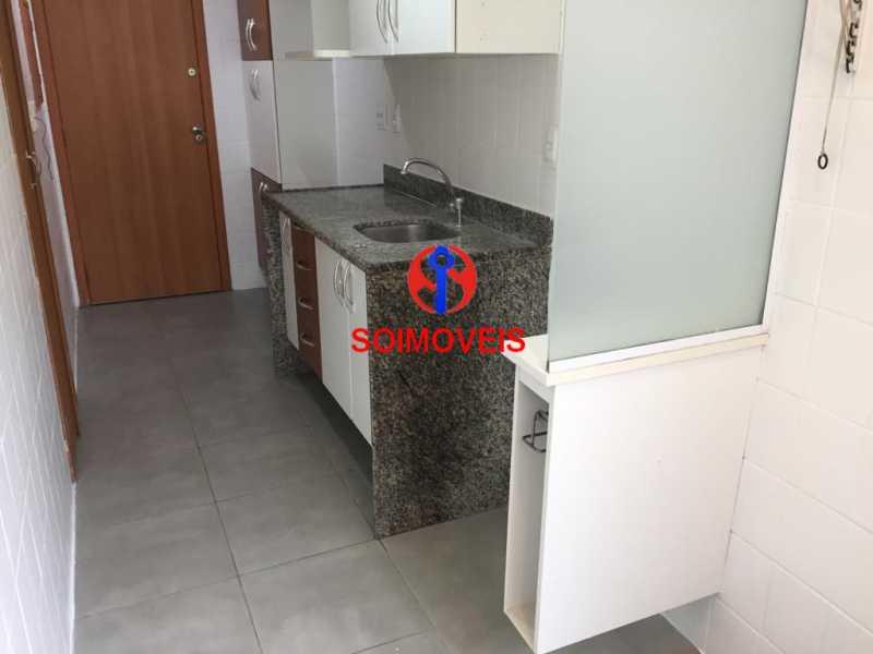 cz - Apartamento 3 quartos à venda Lins de Vasconcelos, Rio de Janeiro - R$ 250.000 - TJAP30369 - 17