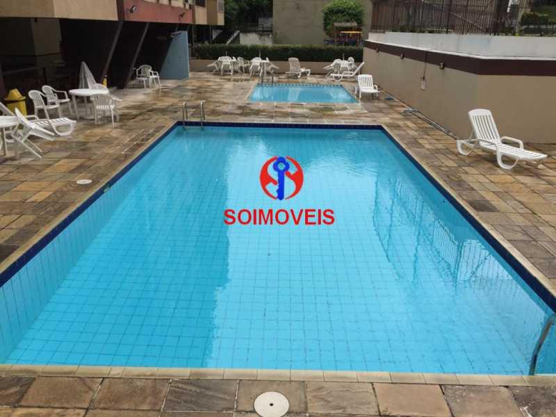 pisc - Apartamento 3 quartos à venda Lins de Vasconcelos, Rio de Janeiro - R$ 250.000 - TJAP30369 - 26