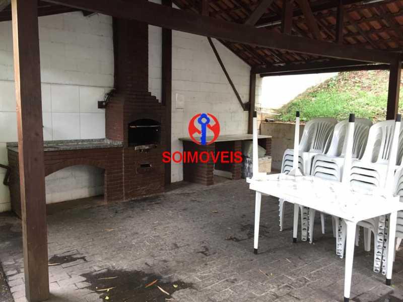 chur - Apartamento 3 quartos à venda Lins de Vasconcelos, Rio de Janeiro - R$ 250.000 - TJAP30369 - 25