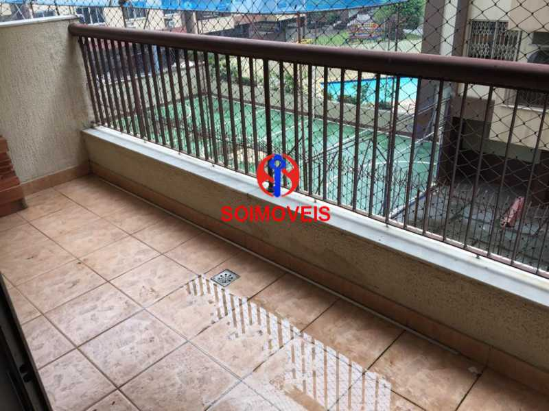 var - Apartamento 3 quartos à venda Lins de Vasconcelos, Rio de Janeiro - R$ 250.000 - TJAP30369 - 4