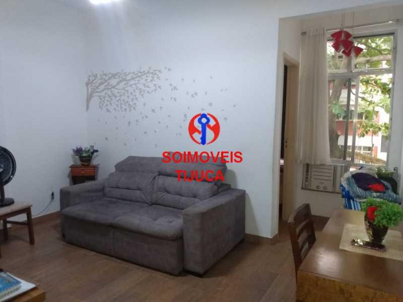 1-sl - Apartamento 1 quarto à venda Tijuca, Rio de Janeiro - R$ 350.000 - TJAP10209 - 1