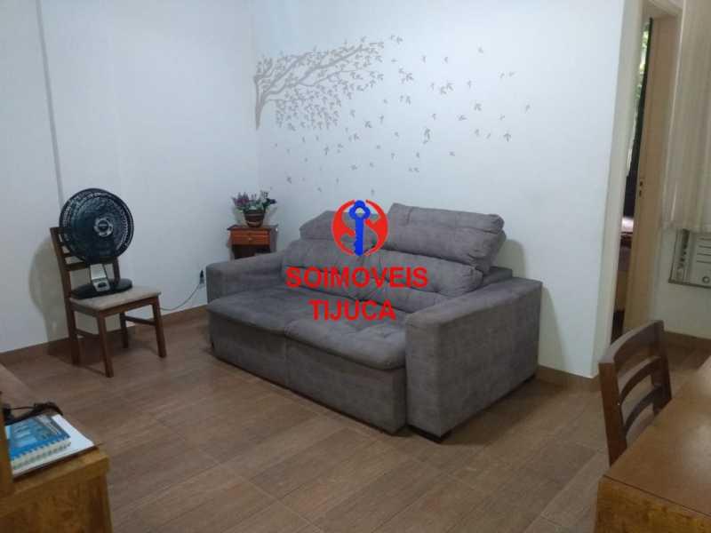 1-sl2 - Apartamento 1 quarto à venda Tijuca, Rio de Janeiro - R$ 350.000 - TJAP10209 - 3