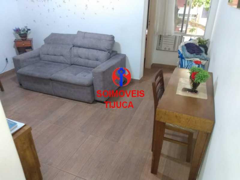 1-sl3 - Apartamento 1 quarto à venda Tijuca, Rio de Janeiro - R$ 350.000 - TJAP10209 - 4