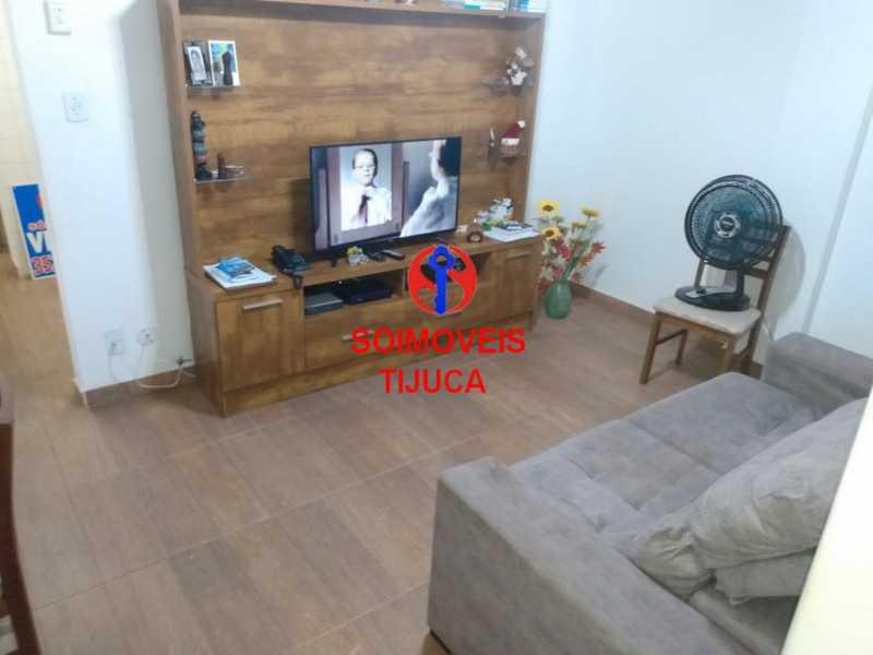 1-sl4 - Apartamento 1 quarto à venda Tijuca, Rio de Janeiro - R$ 350.000 - TJAP10209 - 5