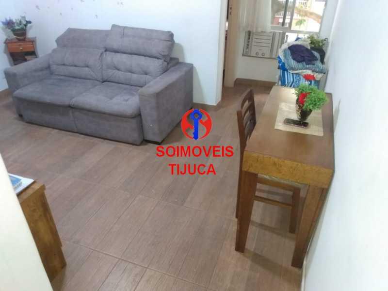 1-sl5 - Apartamento 1 quarto à venda Tijuca, Rio de Janeiro - R$ 350.000 - TJAP10209 - 6