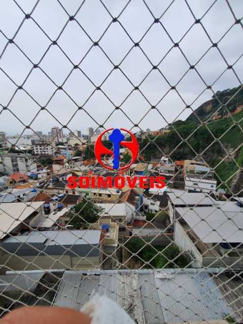 VISTA DA SALA - PRÓXIMO AO METRO SAENS PENÃ - TIJUCA - TJAP10211 - 3